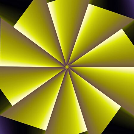 Color gradient background of the abstract geometric shape.Cool Reklamní fotografie