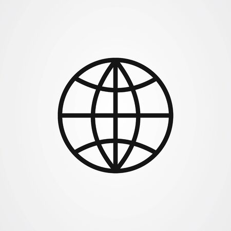 Web icon design. website symbol vector illustration Vektoros illusztráció