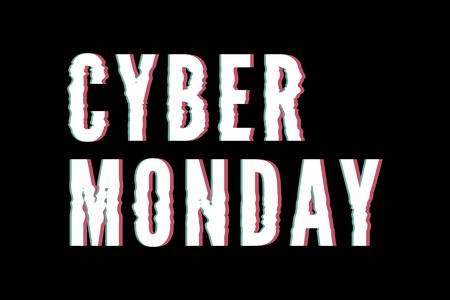 cyber monday deals design, vector illustration eps10