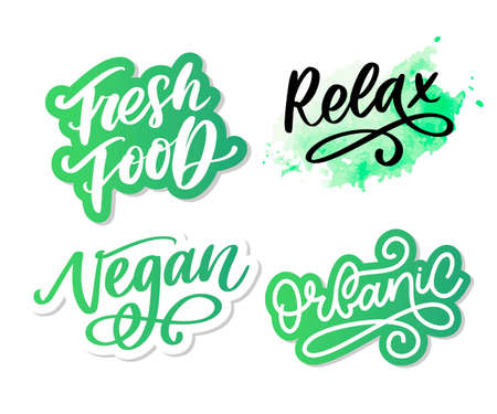 Hand drawn typography lettering phrase Relax isolated on the white background. Fun calligraphy for greeting and invitation card or t-shirt print design.