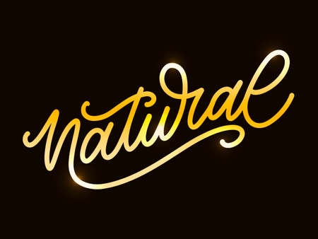 100 Natural Vector Lettering Stamp brush
