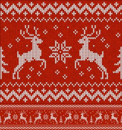 Sweater mit Reh Standard-Bild - 16173734