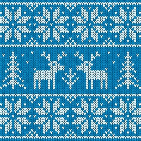 pullover: Sweater mit Reh