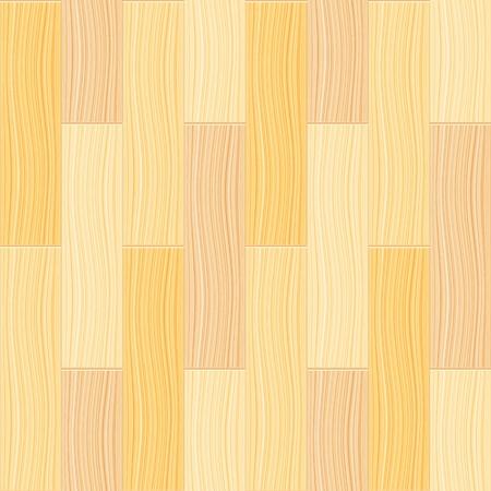 Vector wooden parquet seamless pattern Vector
