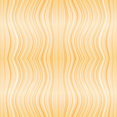 Vector beige wooden or hair waves seamless pattern Stock Vector - 18648480
