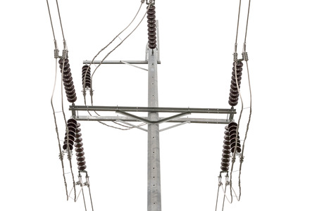 Lightning Arresters from bottom view