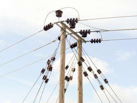 electricity providers: electricity pylon