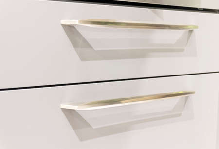homeware: detail from the cabinet