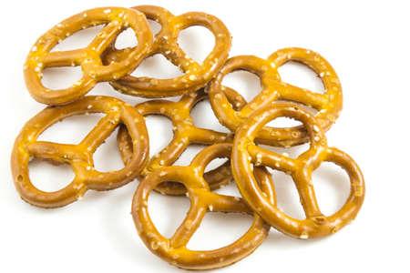 calory: pretzel