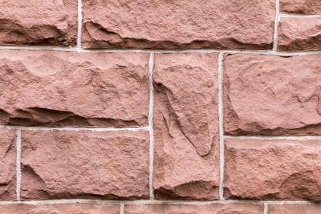housebuilding: stone wall