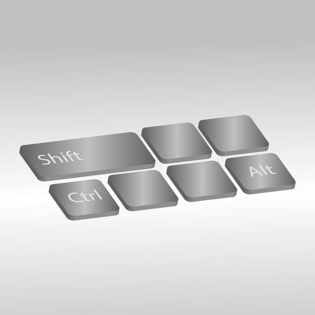 Illustration keyboard.