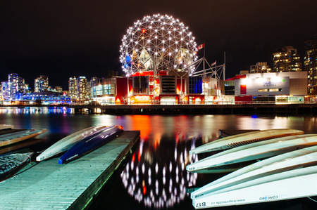 vancouver: Vancouver World of science