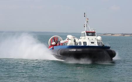 aéroglisseur: Hovercraft de passagers