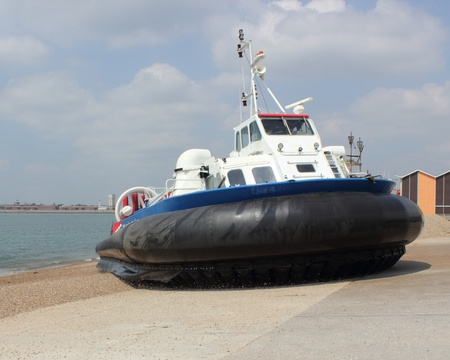 Passenger Hovercraft  photo