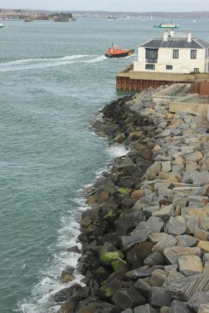 portsmouth: Portsmouth Harbour Entrance