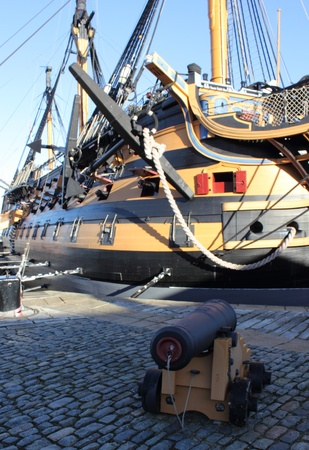 flagship: Hms Victory, Nelsons flagship Editorial