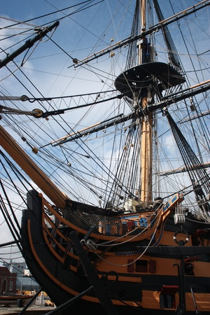portsmouth: Nelsons flagship