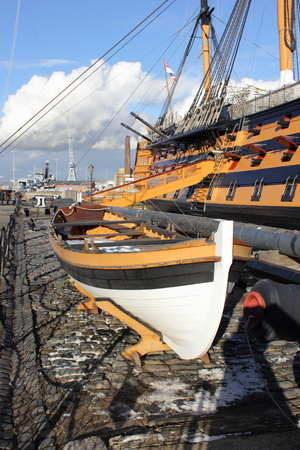 flagship: Hms victory, Nelsons flagship