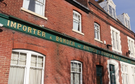 28TH JANUARY 2016, PORTSMOUTH,ENGLAND; The Mother shipton which is an old public house in portsmouth,england Editorial