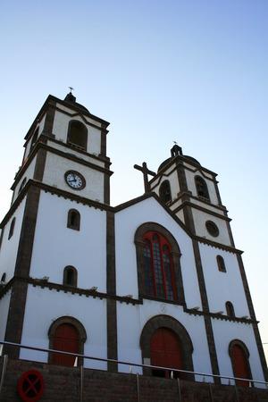 Candelaria church in Ingenio in Gran Canaria island Stock Photo - 1599284