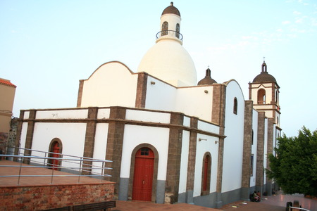 centenarian: Candelaria basilica, Ingenio, Gran Canaria, Canary Islands