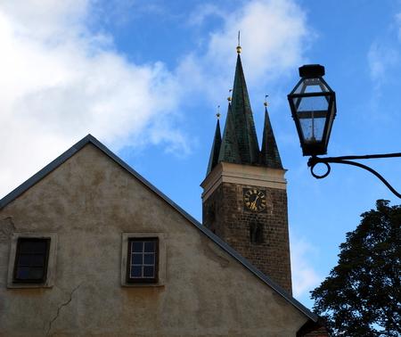 espiritu santo: Telc-Torre del Esp�ritu Santo