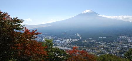 Mount Fuji - Fuji-San, Japan