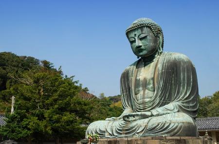 Statue Great Buddha, Kamakura, Japan