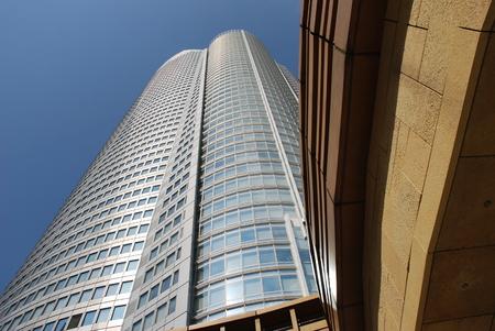 mori: Mori Tower in Roppongi,  contemporary architecture - Tokyo, Japan Editorial
