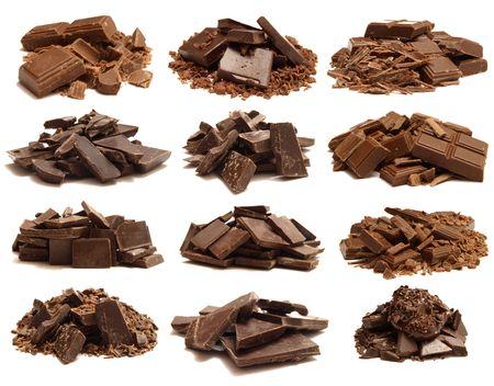 dark chocolate: Products from chocolate for all tastes