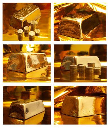 lingotes de oro: Oro para todos los gustos