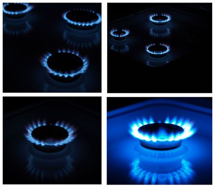 natural gas Stock Photo - 7712273