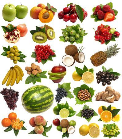 Fruit for all tastes Stock Photo