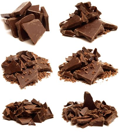 Brocken: Schokolade