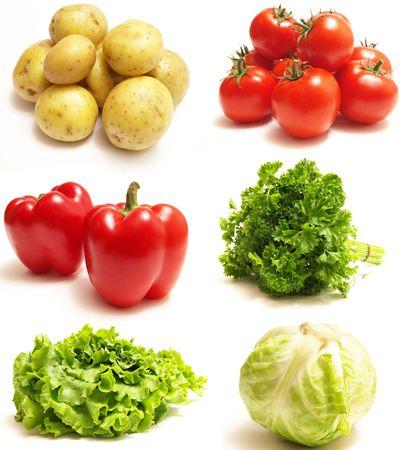 vegetable Stock Photo - 7712309