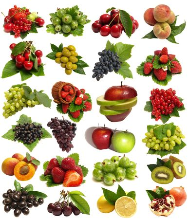Fruits Banque d'images - 7712396