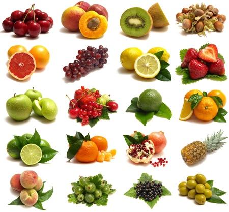 nutriments: Frutas Foto de archivo