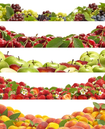 Fruity Banner Stock Photo - 10012942
