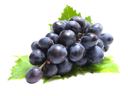 blue berry: Grape
