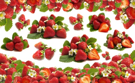 Strawberry Stock Photo - 10447004