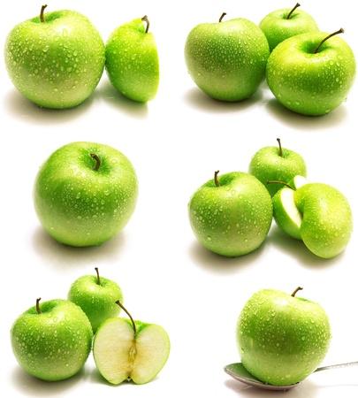 manzana verde: Manzana verde
