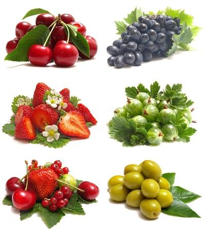 Sweet berries