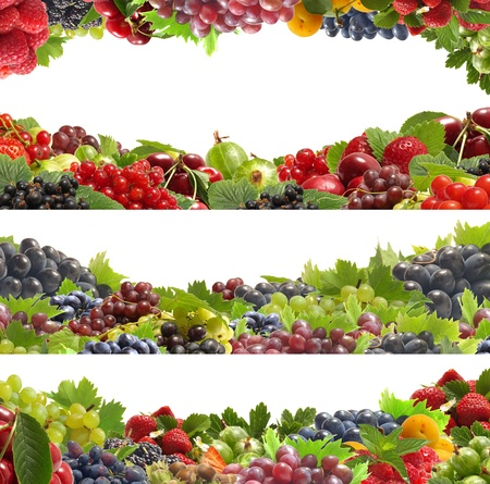 Sweet berries Stock Photo - 10804332
