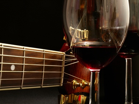 wine country: Beautiful music of wine