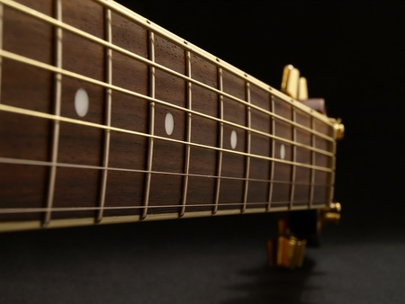Cllasic guitar Stock Photo - 10848621