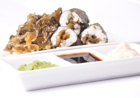 philadelphia roll: Sushi