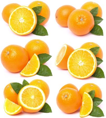 D'orange frais Banque d'images - 11949794