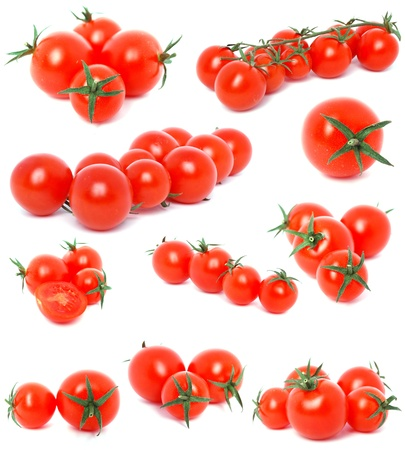 Tomato cherry collection photo