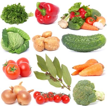 Fresh vegetable Stock Photo - 13109105