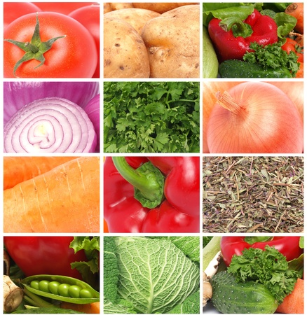 Vegetable collection Stock Photo - 13323185
